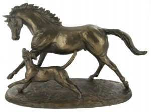 Fiesta Collectables - Horse and Houndcp