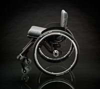 Nomad Lightweight Wheelchair