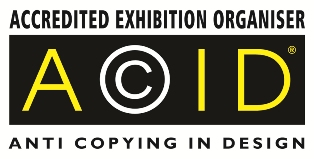 ACID Accredited Exhibition Organiser logo